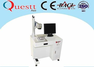 Metal Parts Stainless Steel Laser Marking Machine 20W Laser Source Free Computer